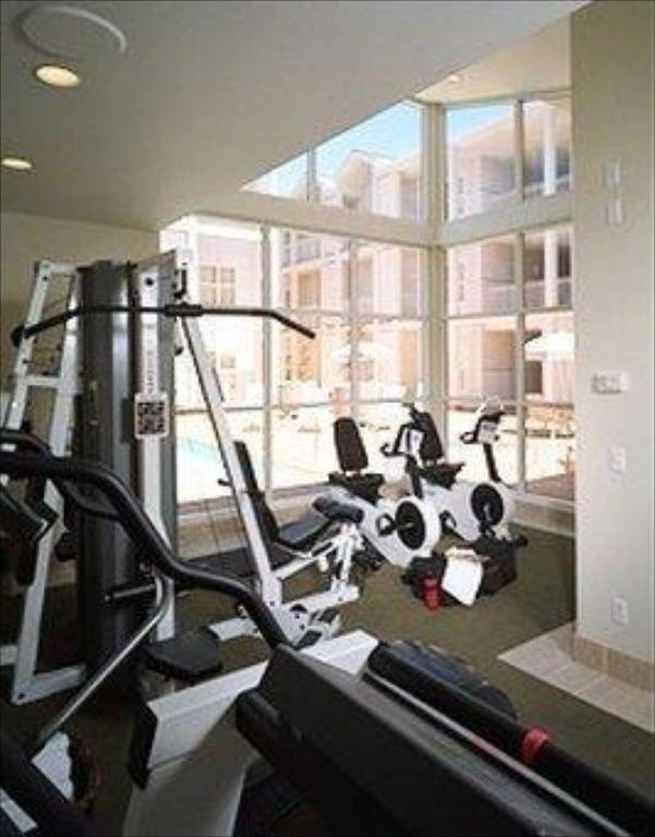 Centro de fitness Corporate Inn Sunnyvale