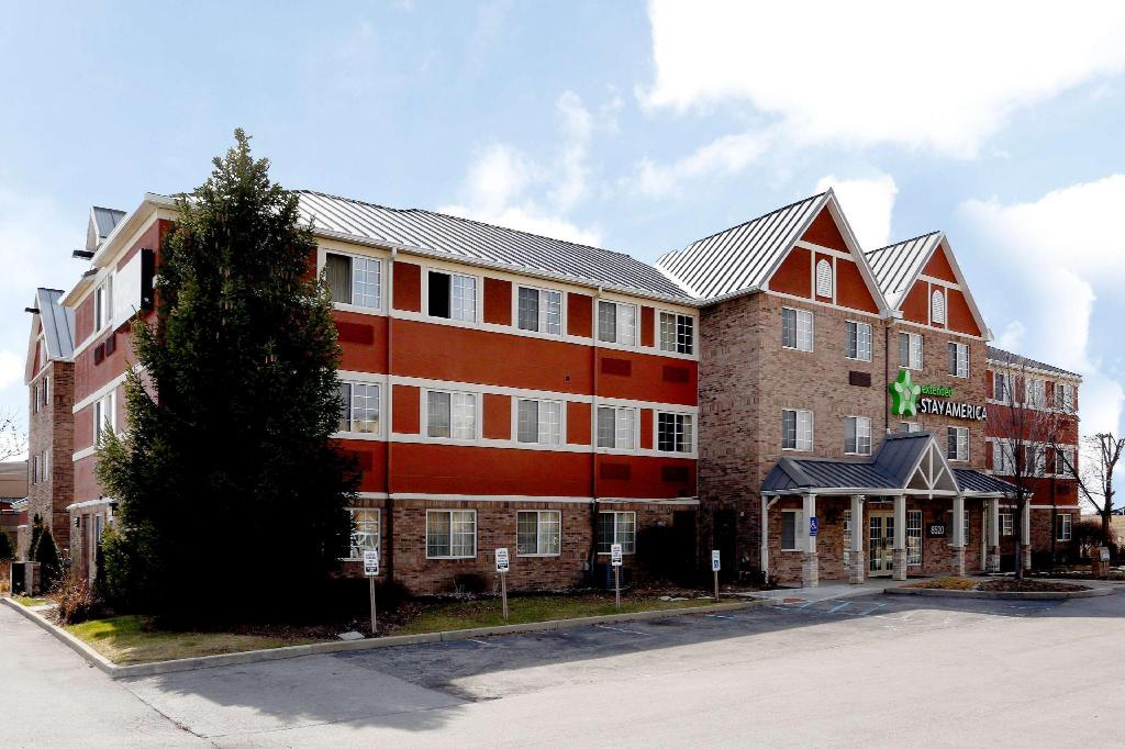 Extended Stay America Indianapolis West 86th St