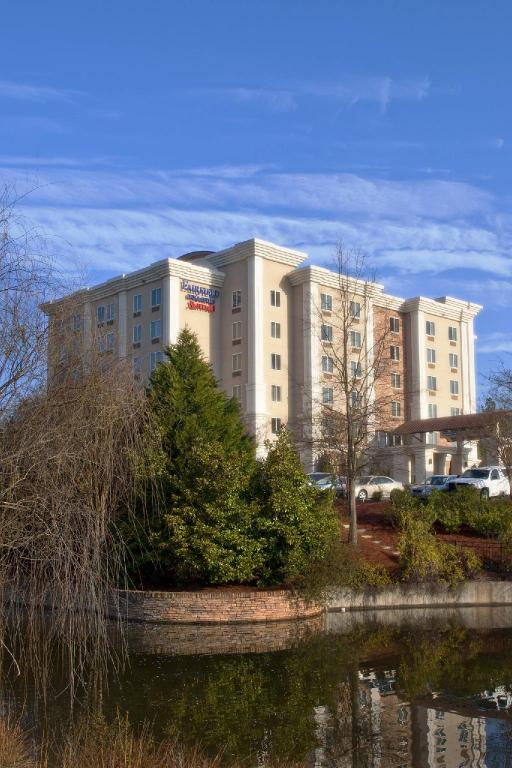 Exterior view Fairfield Inn & Suites Durham Southpoint