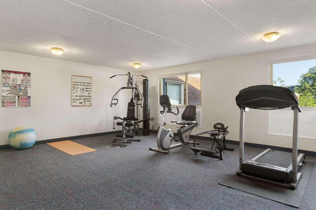 Centro de fitness Days Inn & Conference Center by Wyndham Bridgewater