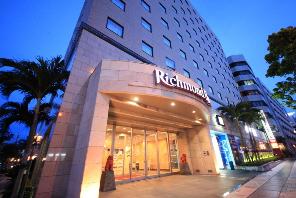 Richmond Hotel Naha Oji Okinawa