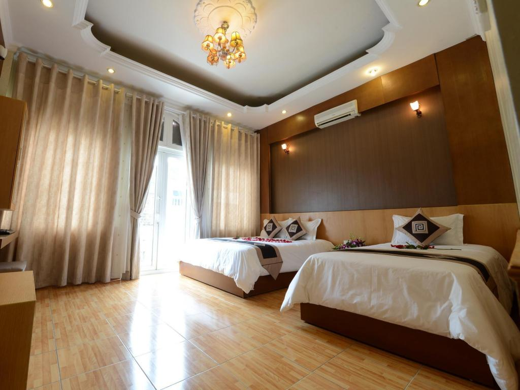 Interior view Hanoi Sports Hotel – 42 Ma May