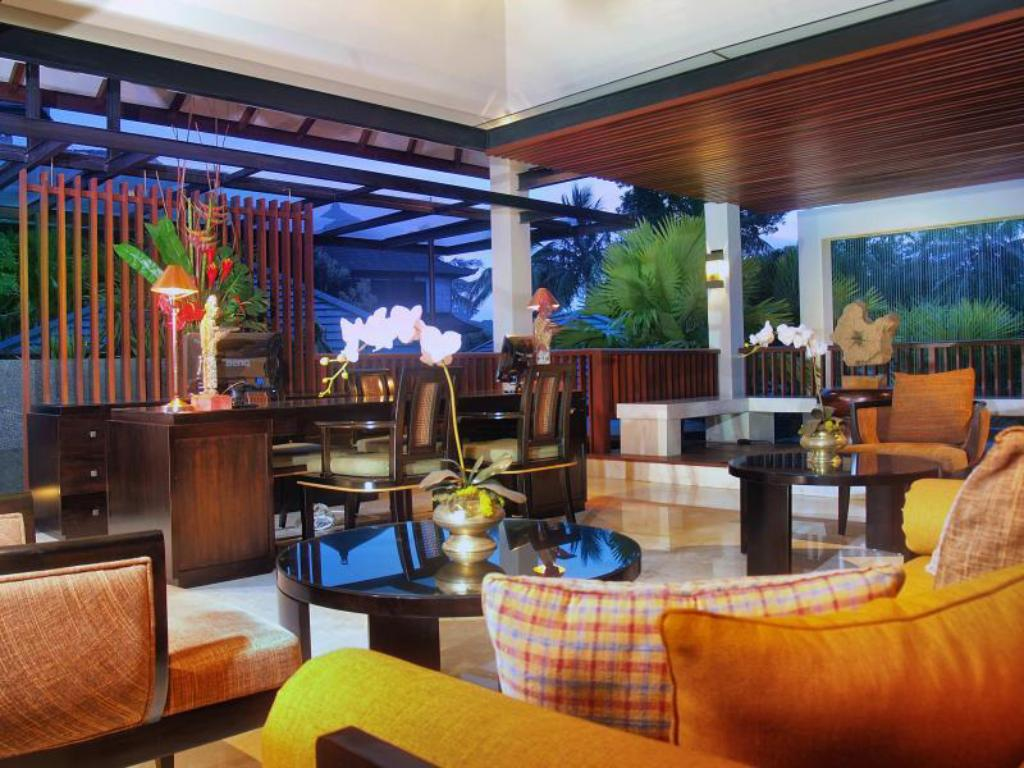 Lobby Royal Kamuela at Monkey Forest Ubud - Villas and Spa