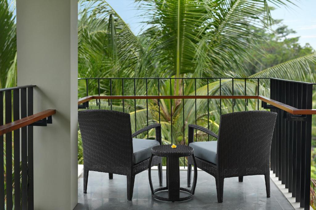 Suite with Balcony - Exterior view Royal Kamuela Villas & Suites at Monkey Forest, Ubud