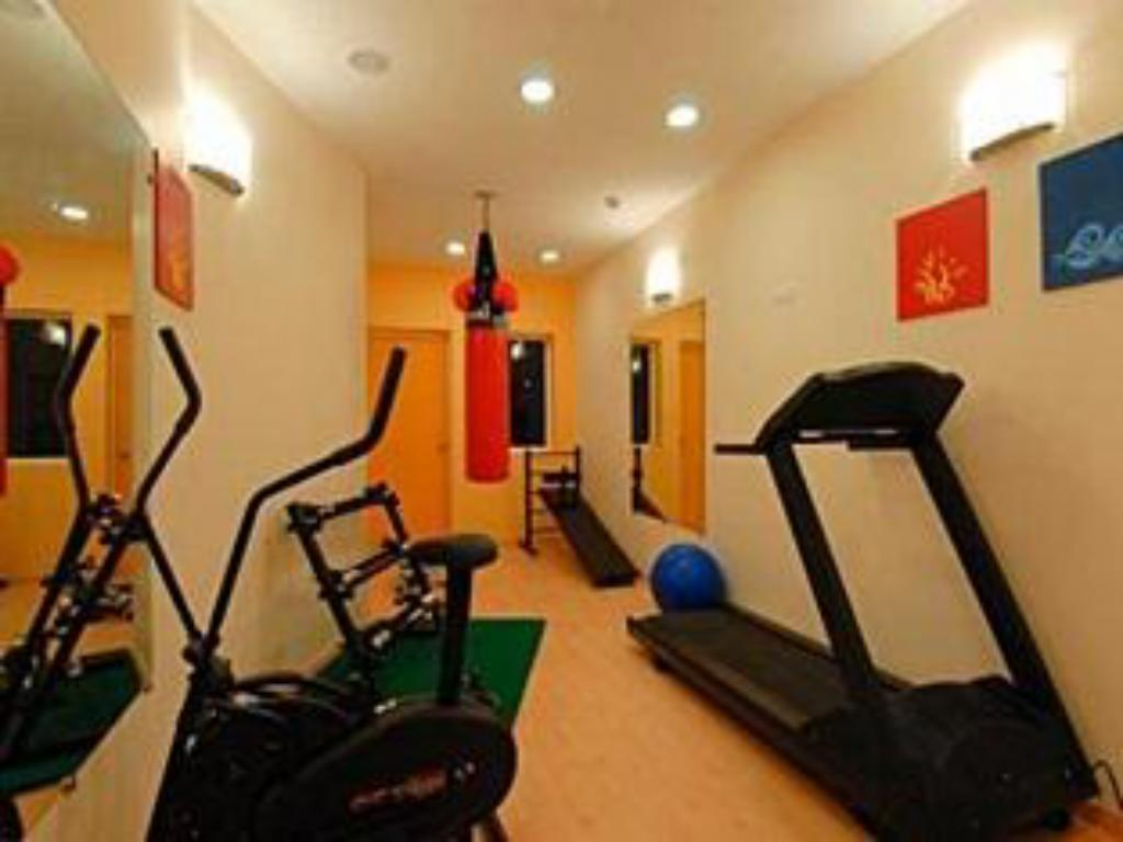 Fitness center Ginger Hotel East Delhi – Vivek Vihar