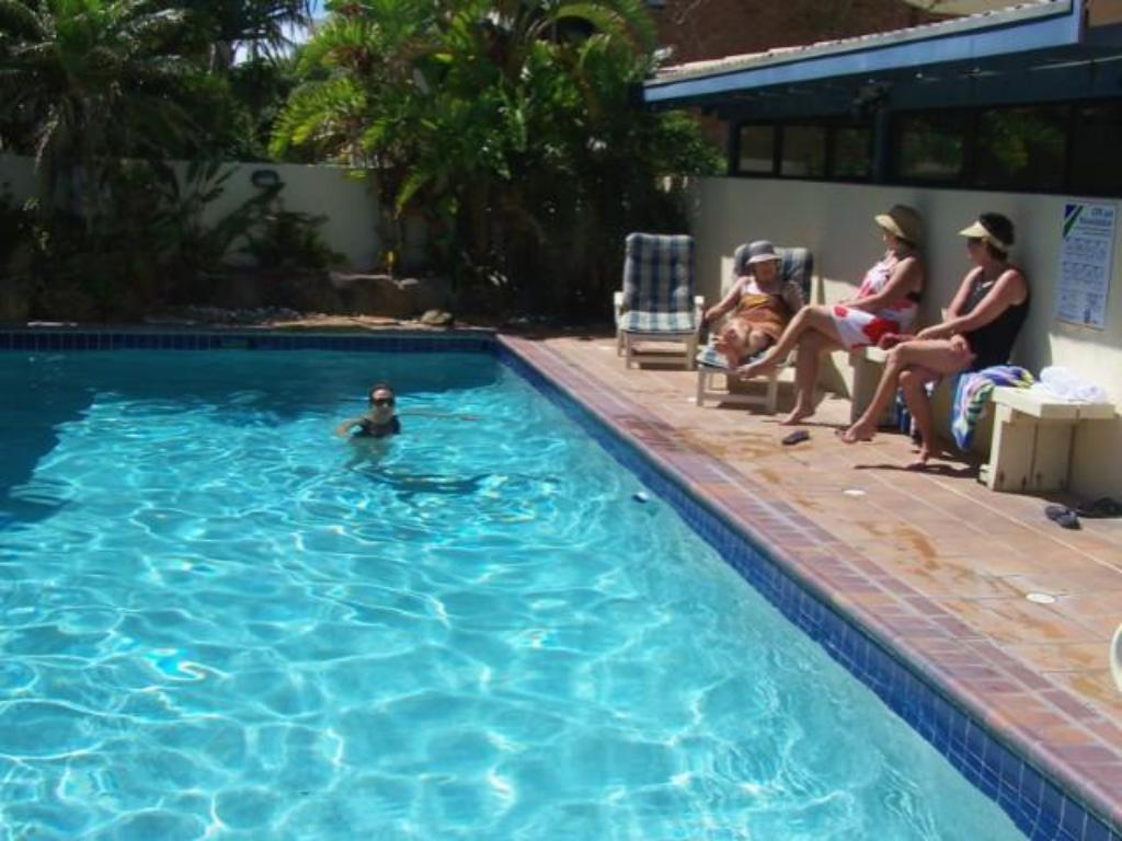 Pool 84 The Spit Holiday Apartments Mooloolaba