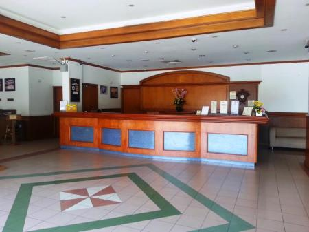 Interior view Sanbay Hotel