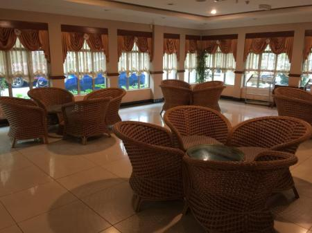 Interior view TS Hotel - Scientex