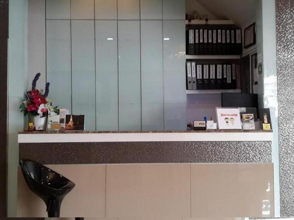 Empfangshalle Asoke Suites Hotel
