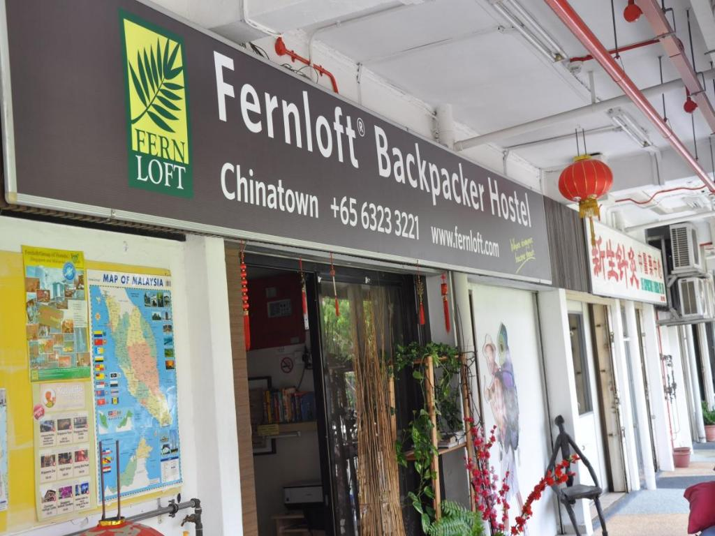 More about Fernloft City Hostel - Chinatown