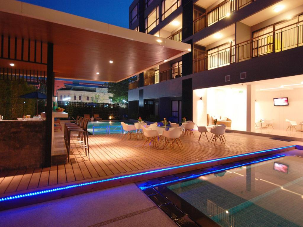 More about The Lantern Resorts Patong