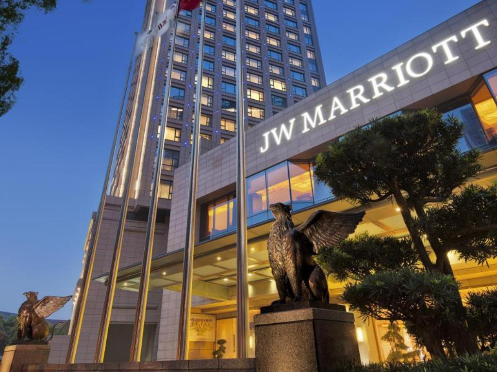 Jw Marriott Essex House Marketing Mail: JW Marriott Hotel Hangzhou In China