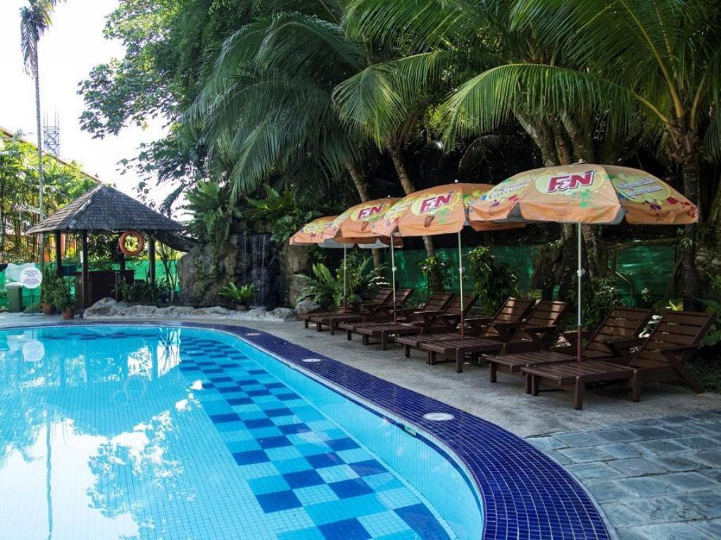 Recreational facilities Bukit Merah Laketown Resort