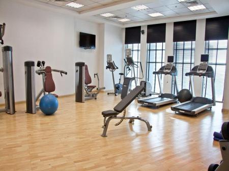 Fitness center Ramee Rose Hotel