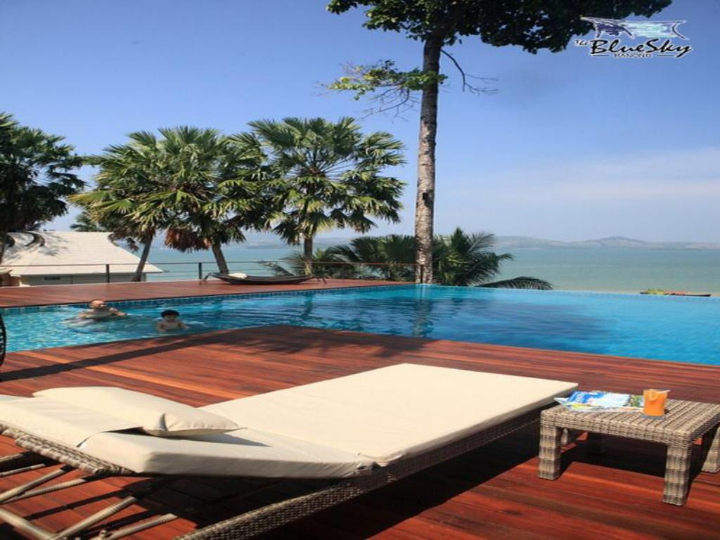 Best Price on The Blue Sky Resort@ Ranong in Ranong + Reviews