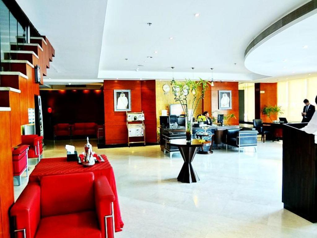 Lobby Corp Executive Doha Suites