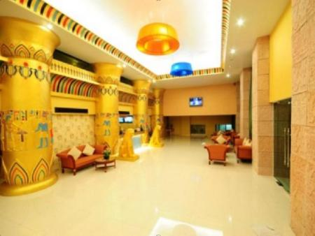 Lobby Egypt Boutique Hotel