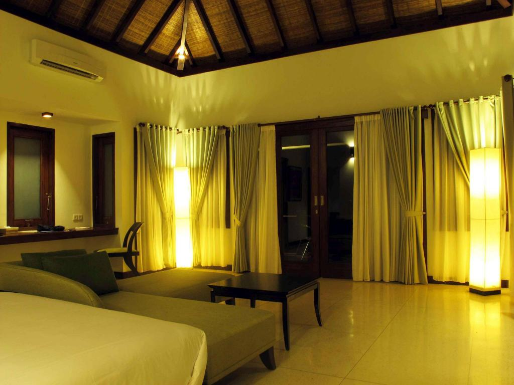 Tweepersoons Villa met 2 aparte bedden Dabirahe Dive Spa and Leisure Resort - Lembeh