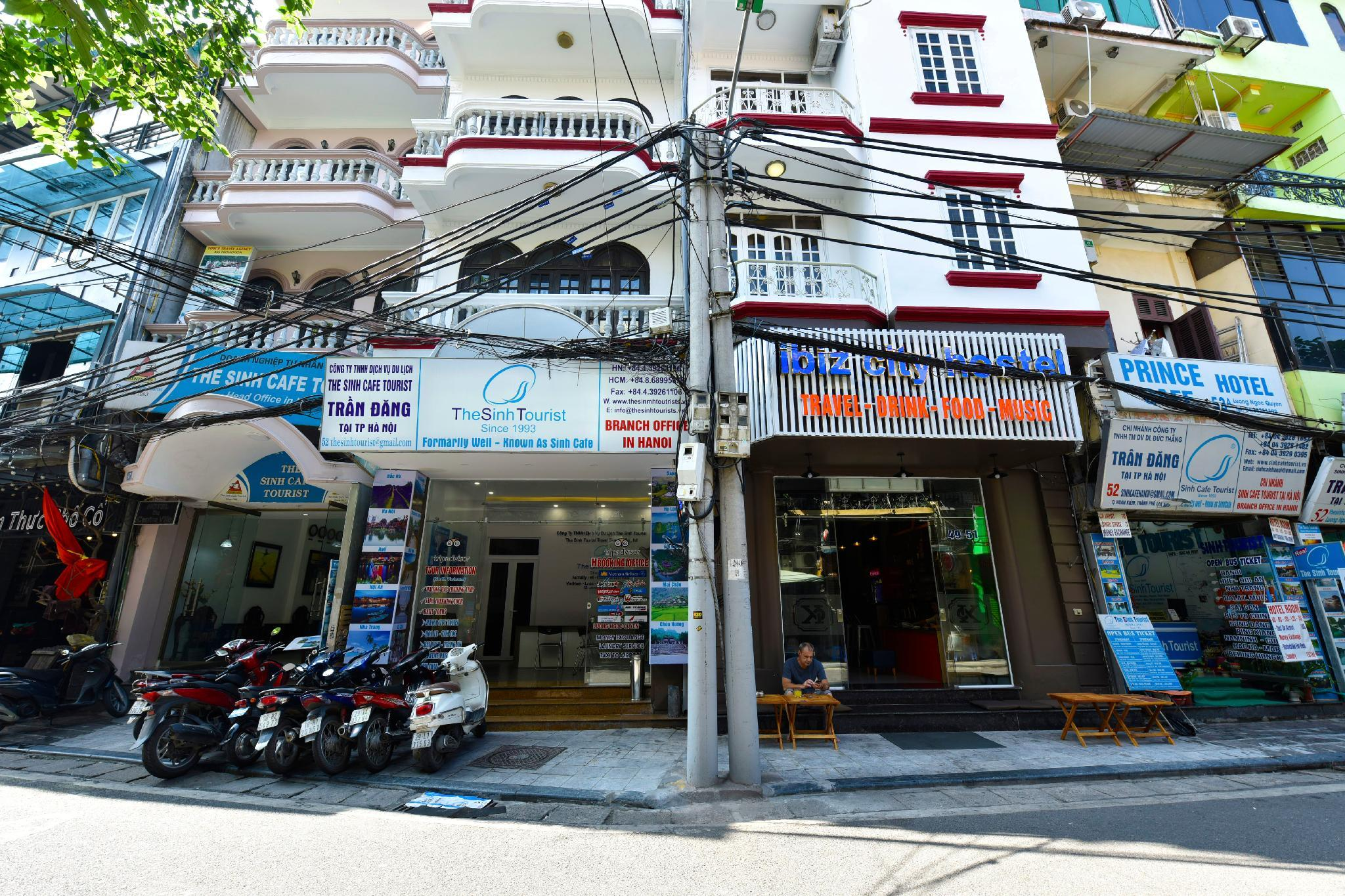 The Tourist Hotel in Hanoi - Room Deals, Photos & Reviews