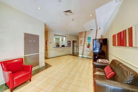 Lobby Quality Apartments Camperdown
