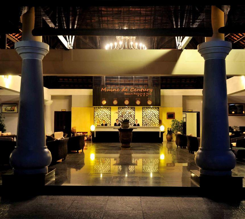 Lobby Muine de Century Beach Resort and Spa