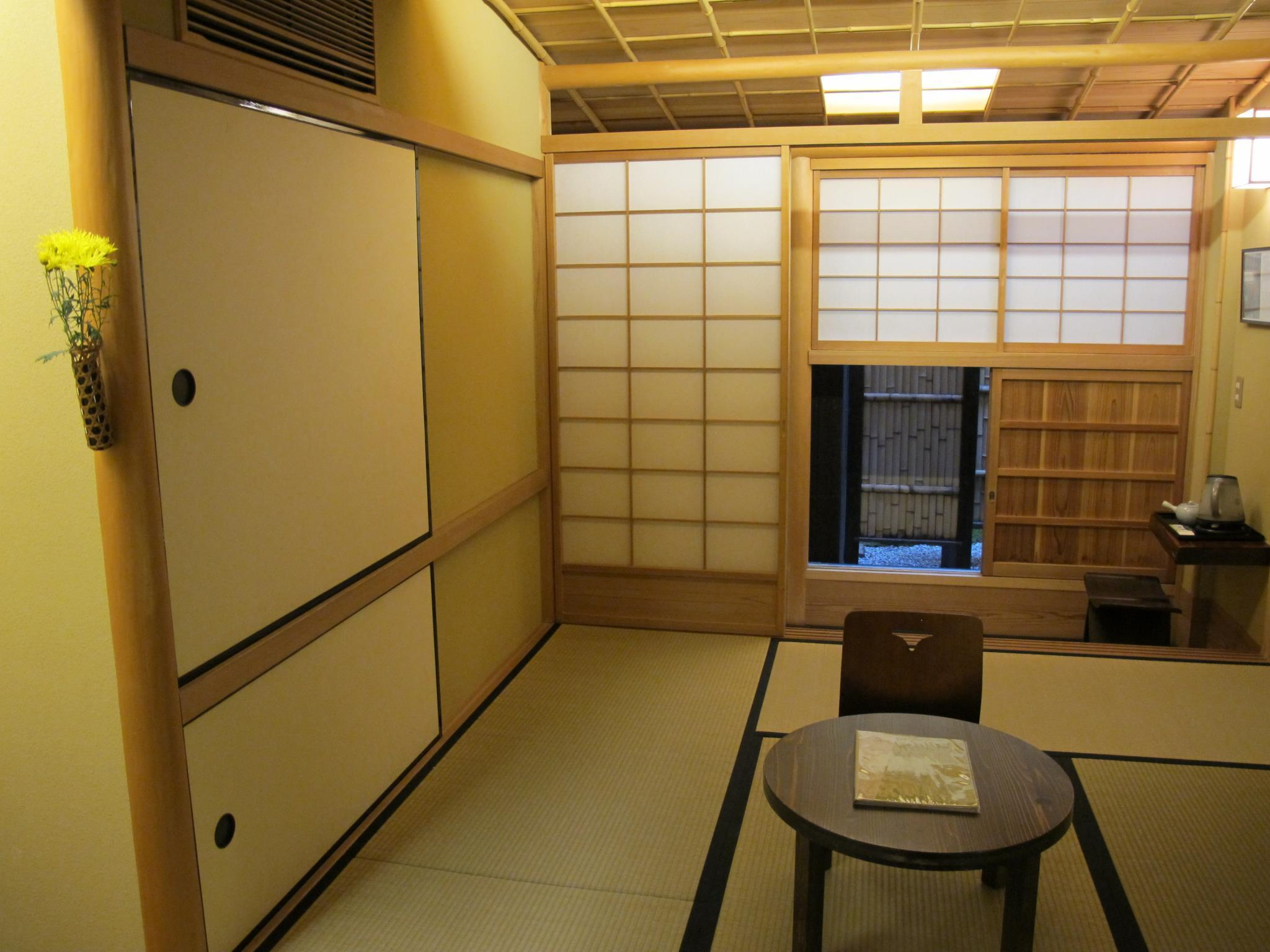 Tea Ceremony Style Room