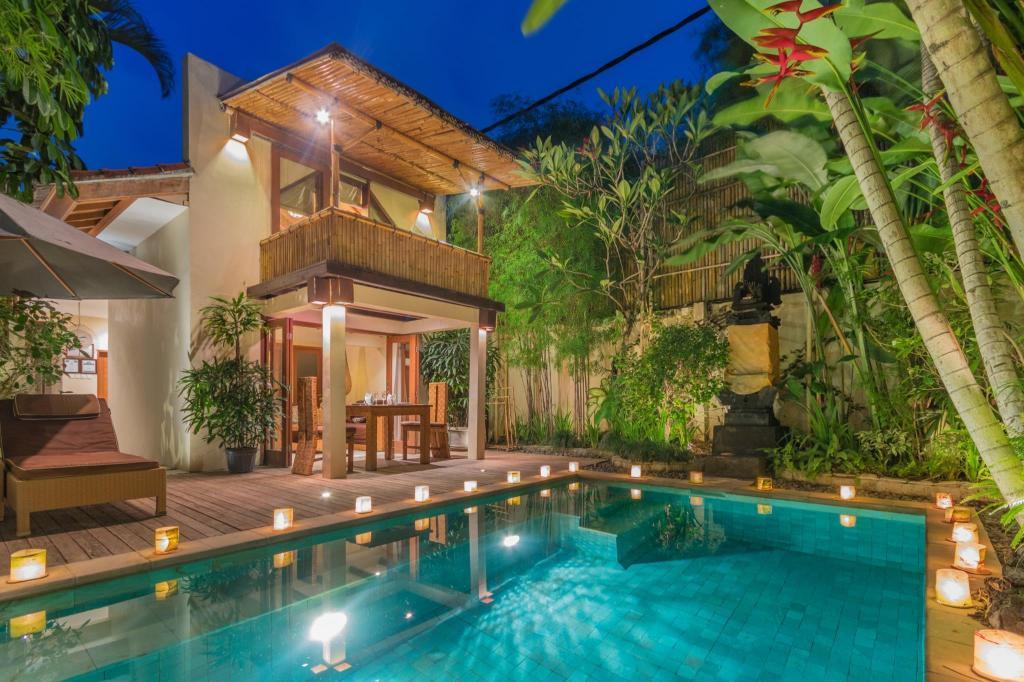 Villa Seriska Seminyak Bali 2021 Reviews Pictures Deals