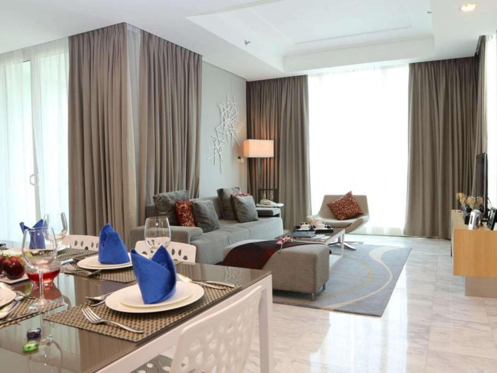 More about Fraser Residence Sudirman, Jakarta