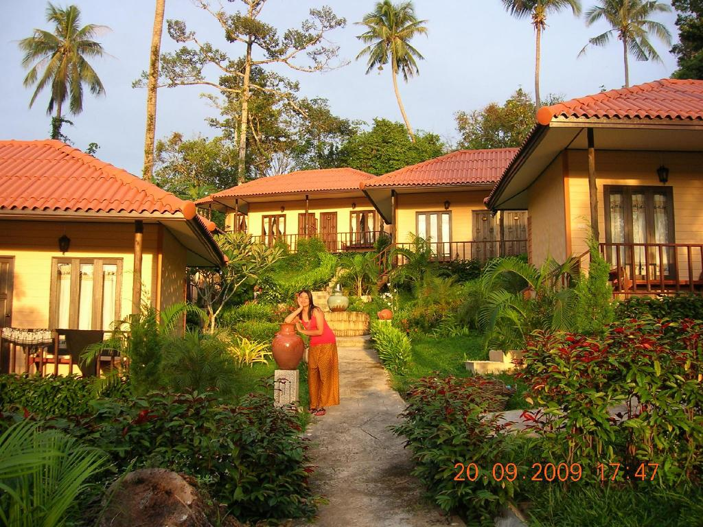 More about Paradise Bungalows