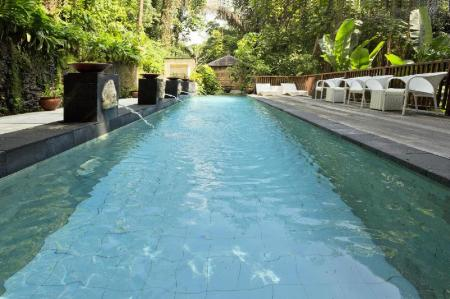 Swimming pool [outdoor] Alam Ubud Culture Villas & Residences