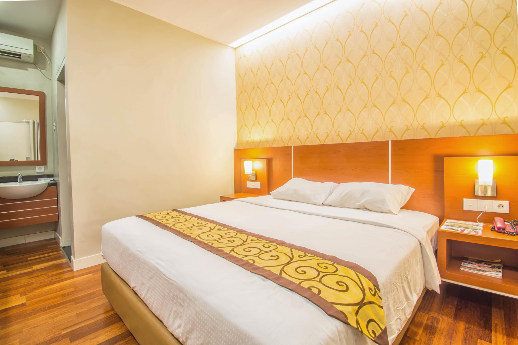 Kamar Smart Double (Smart Double Room)
