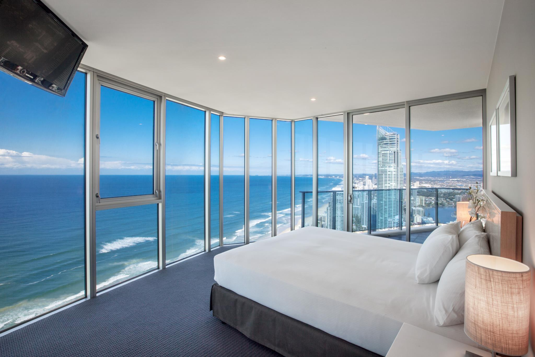 3 Bedroom Residence Ocean View