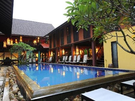 Swimming pool [outdoor] The Village House