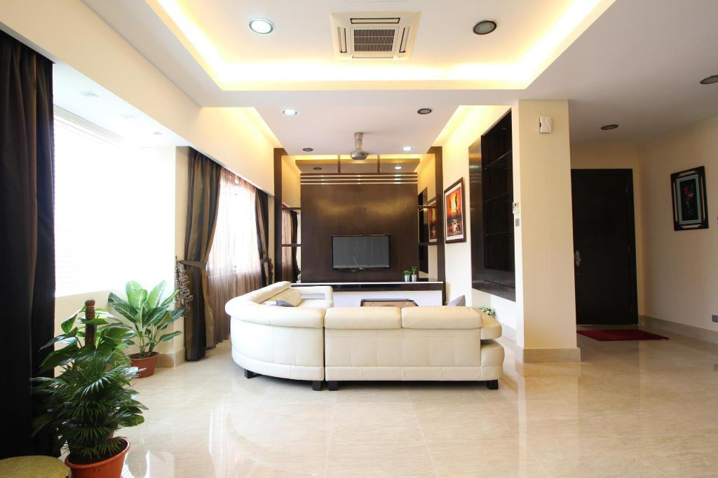 Interior view Kenangan Luxury Bungalow