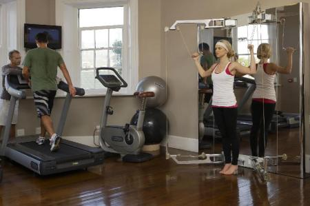 Fitness center Queen Victoria Hotel & Manor House