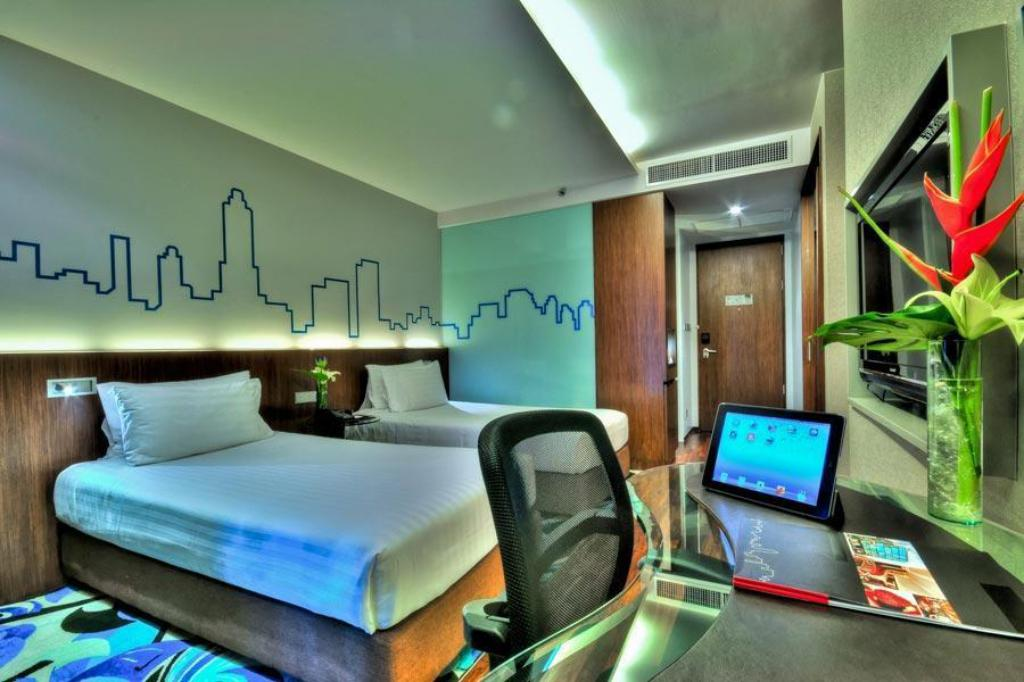 Deluxe-Chill Galleria 10 Sukhumvit by Compass Hospitality