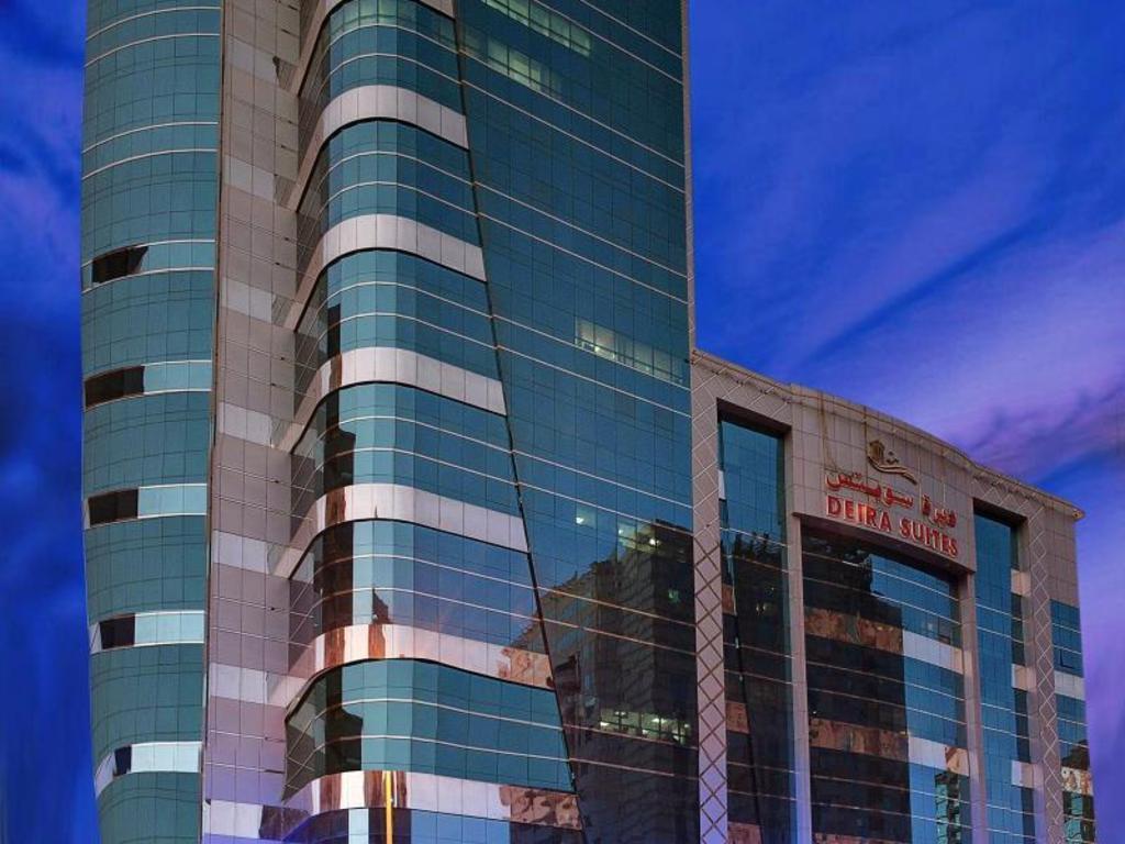 Deira Suites Deluxe Hotel Suites in Dubai - Room Deals