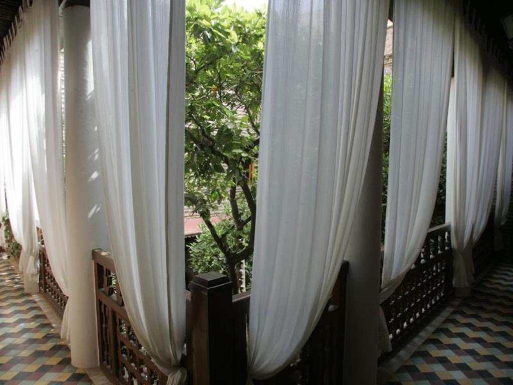 Interior view Riad Hidden Hotel