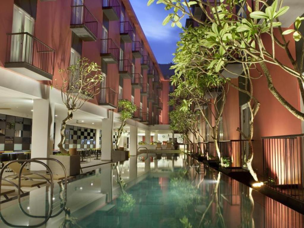 Best price on amaris hotel legian bali in bali reviews for Hotels in legian bali