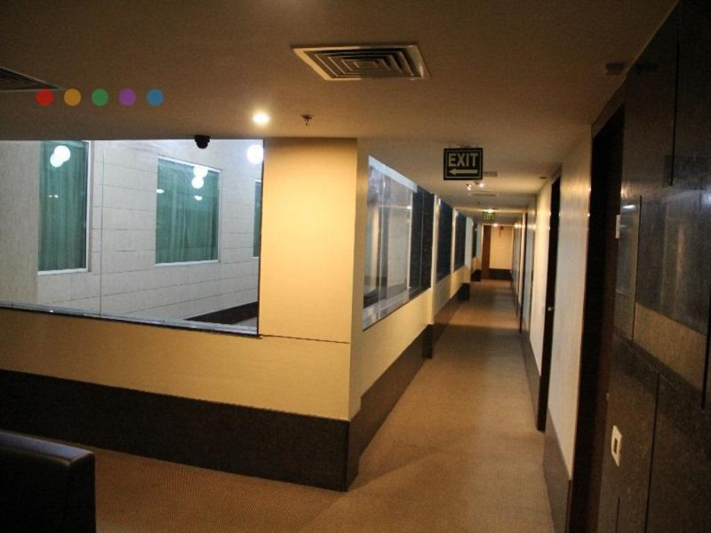 Interior view City Park Airport Hotel