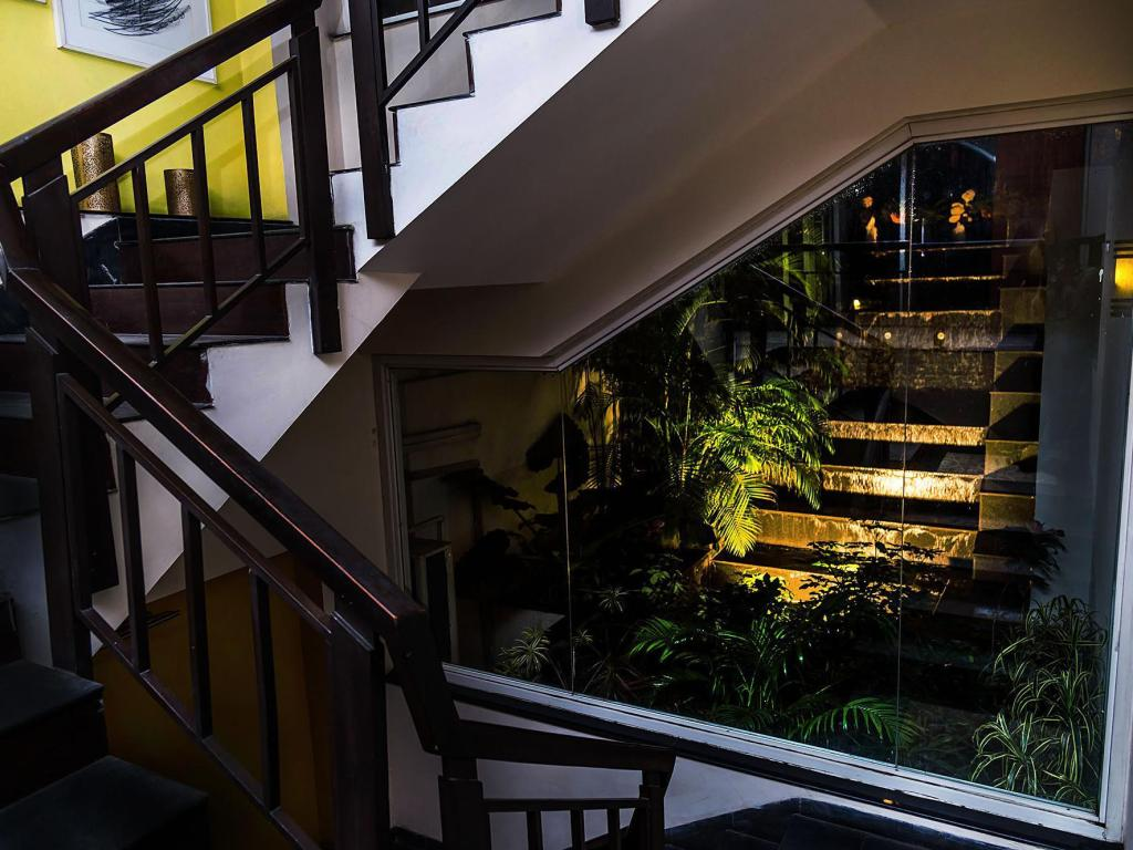 Interior view Mantra Amaltas Hotel