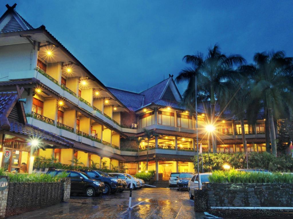 Hotel Tirtagangga Garut Indonesia Photos Room Rates Promotions