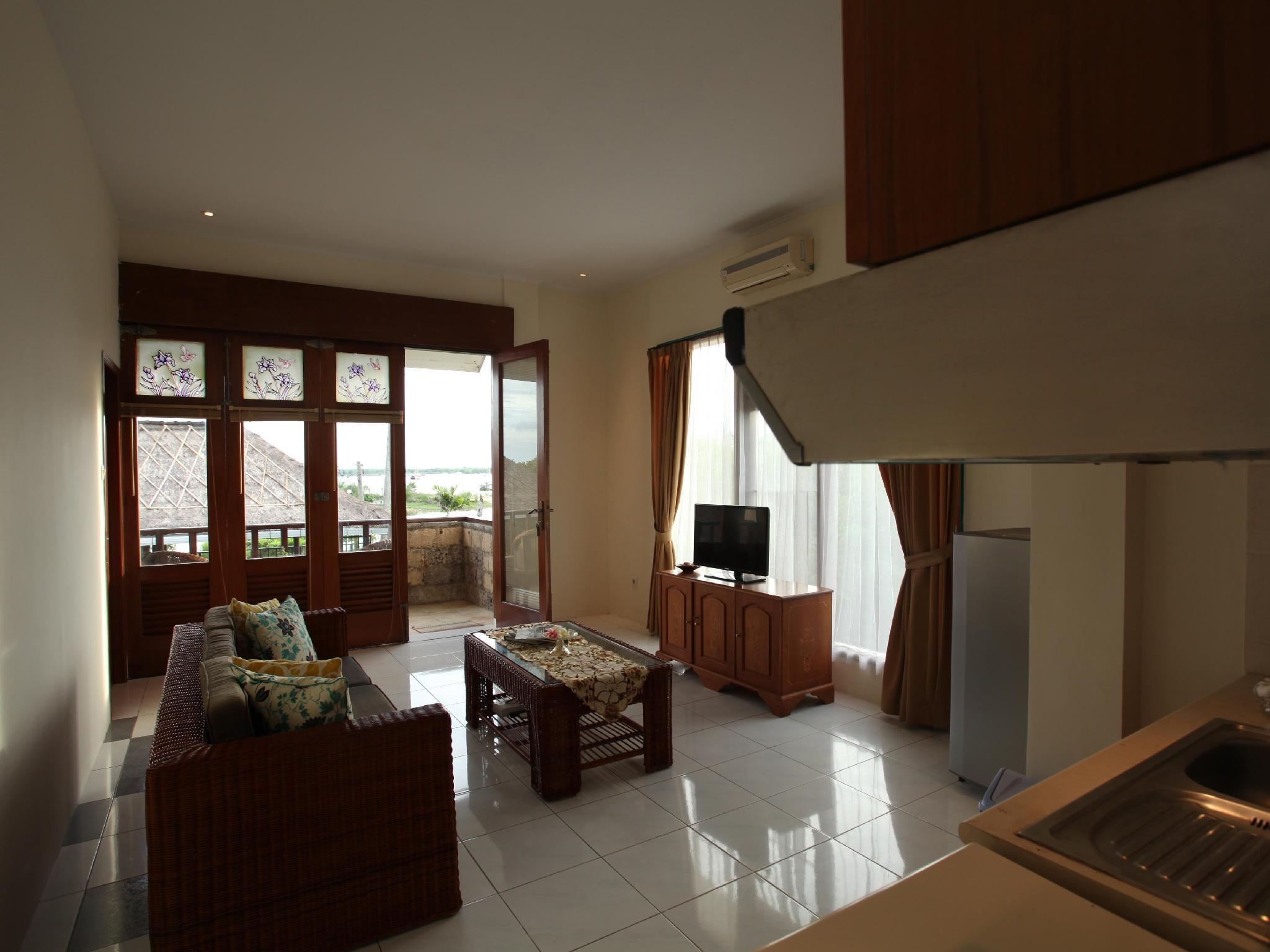Suite Junior Pemandangan Laut (Junior Suite Sea View)