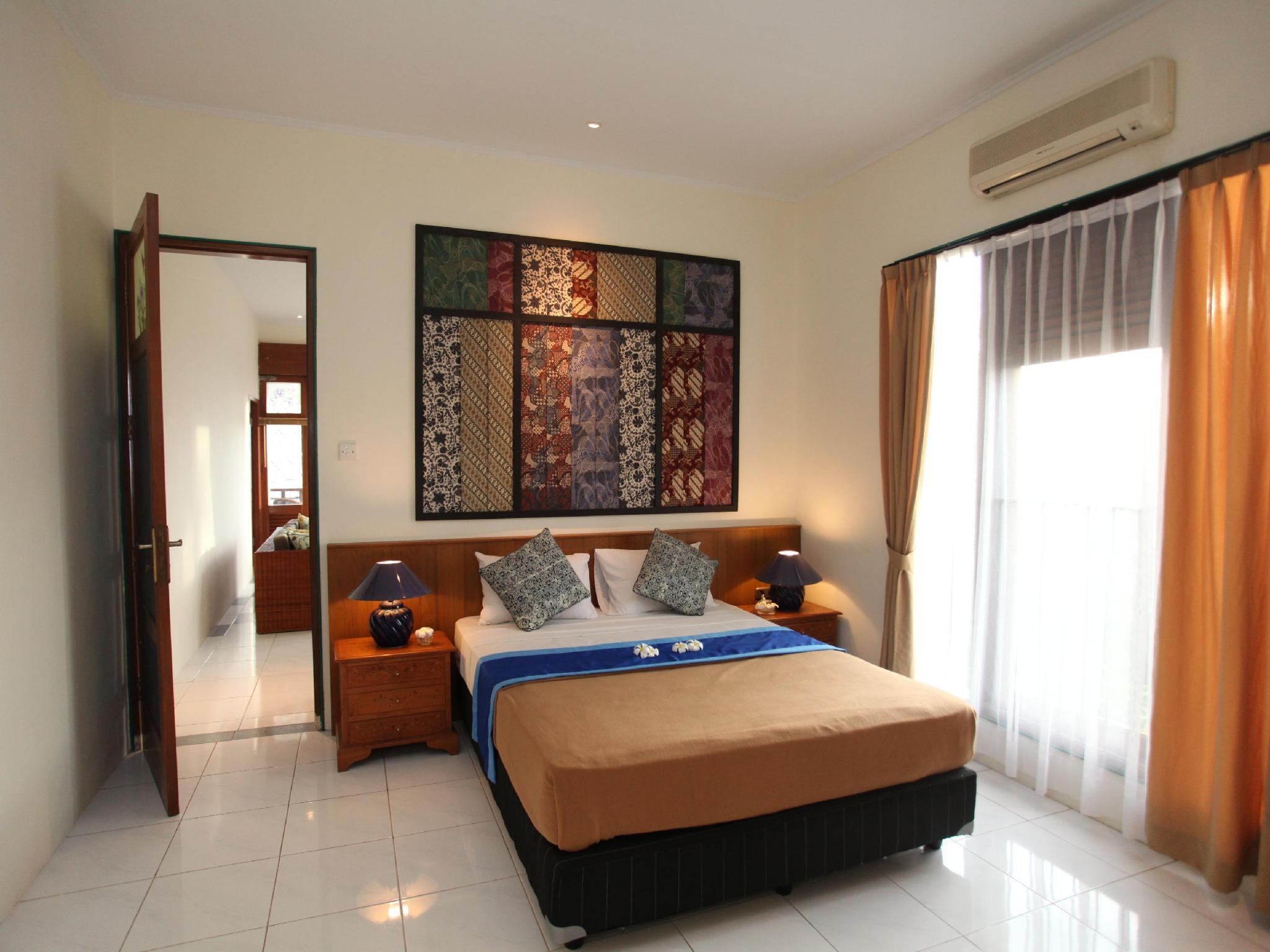 Suite Junior dengan Pemandangan Kebun (Junior Suite Garden View)