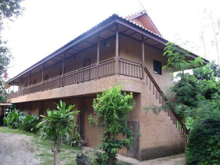 Exterior view Akha River House
