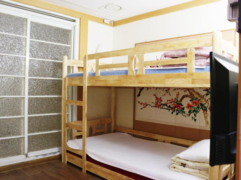 Standard Twin - Bunk Bed