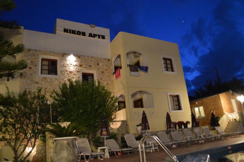Nikos Apartments Stalis