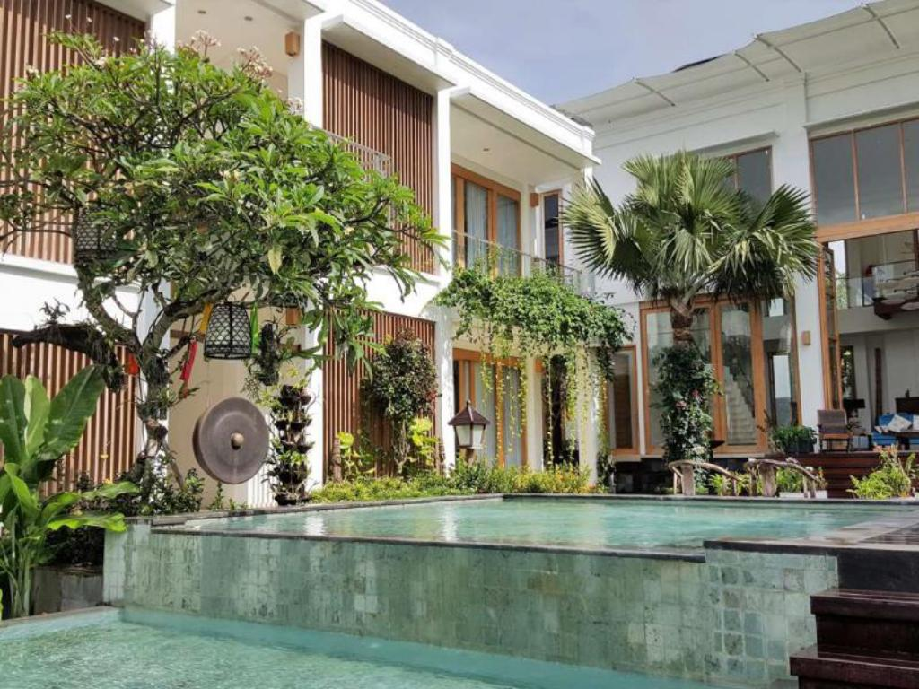 Swimming pool Villa Bambuu 4 Bedrooms