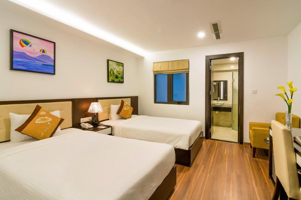 Super Twin Room - Guestroom Dana Marina Boutique Hotel