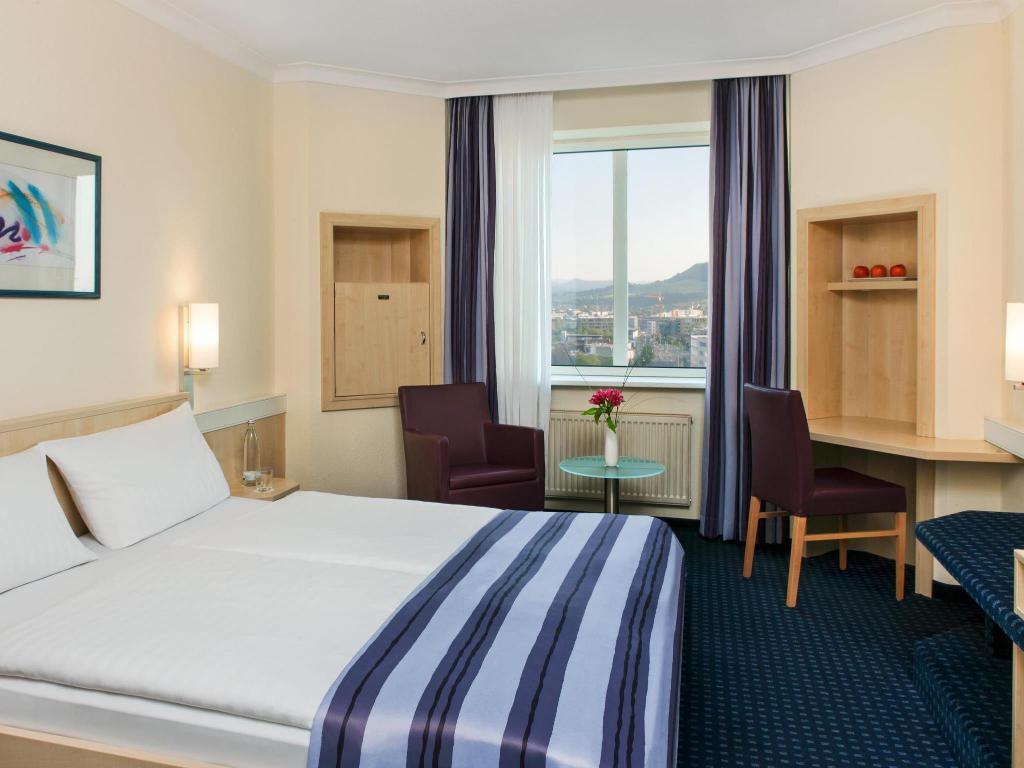 Business Double Room - View IntercityHotel Freiburg